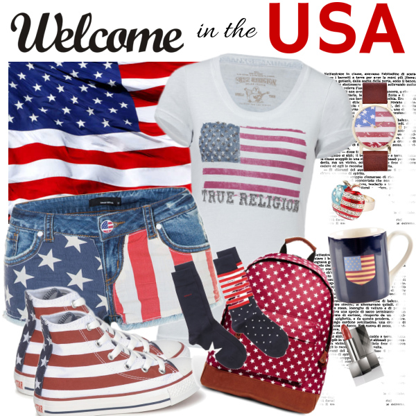 welcome in the usa