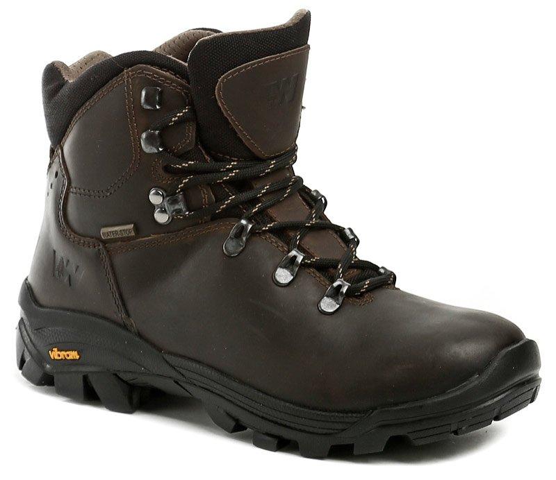 Weinbrenner W2271z41 hnědé dámské trekingové boty - Glami.cz fb2b819a3a