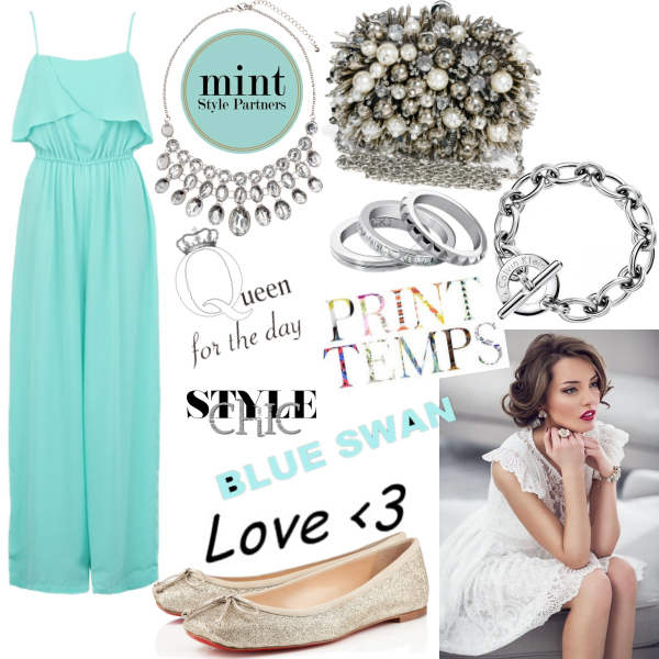 Mint overal