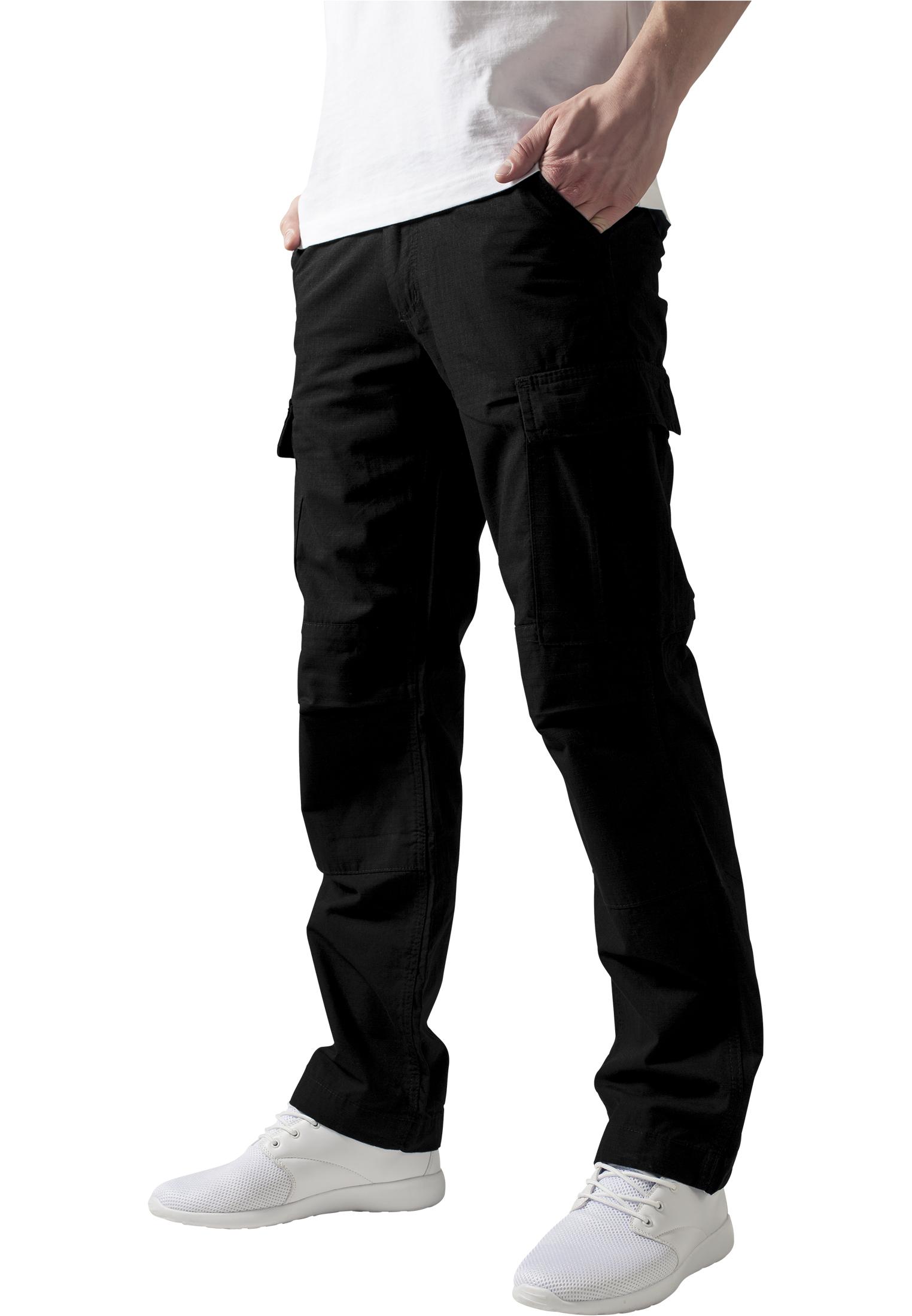 26895ce1d917 Pánske kapsáčové nohavice URBAN CLASSICS Camouflage Cargo Pants black. 1