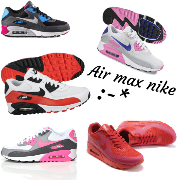 I love air max nike :*