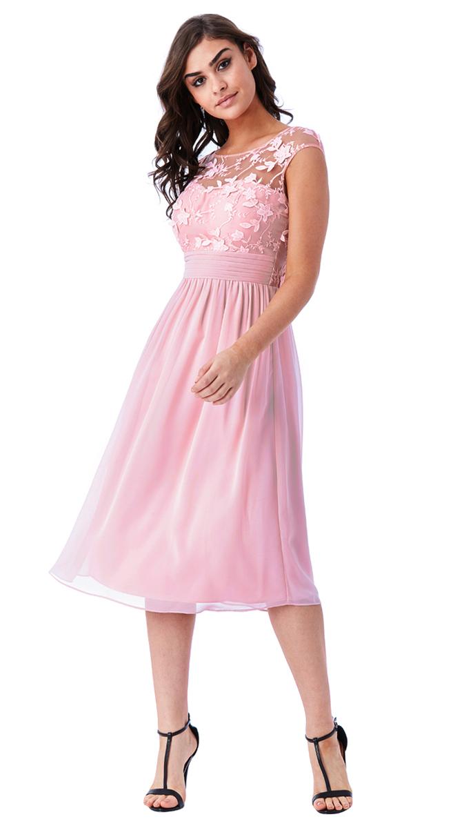 City Goddess CG společenské šaty pink - Glami.cz 2aa06d9099