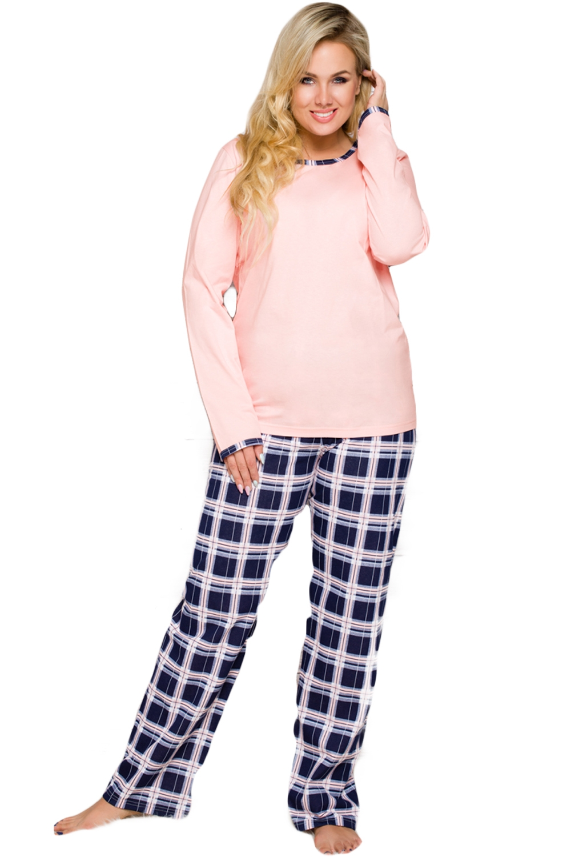 TARO Női pizsama Ela 714 pink - Glami.hu 788526ffd0