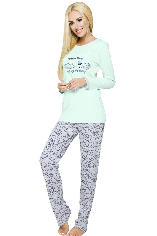 TARO Női pizsama Renata 885 mint - Glami.hu 9492771c39