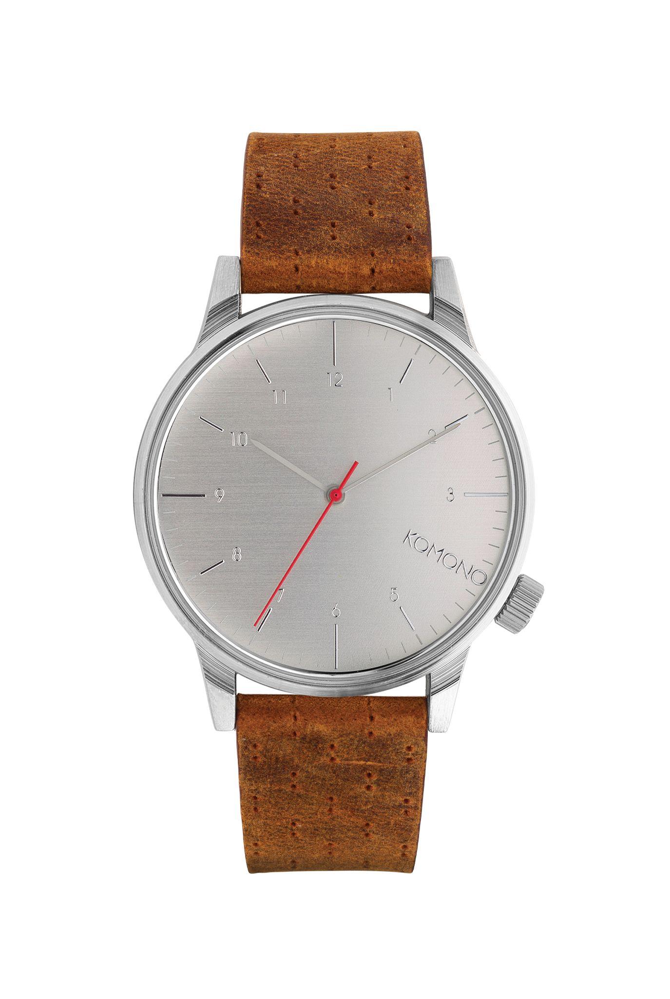 Pánské hodinky Komono Winston Walnut - Glami.cz 7fc3b136b6