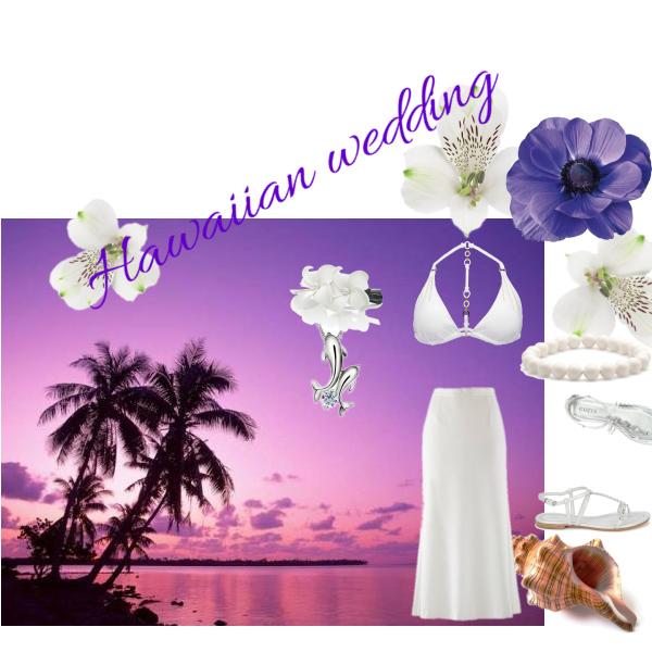 Hawaiian wedding