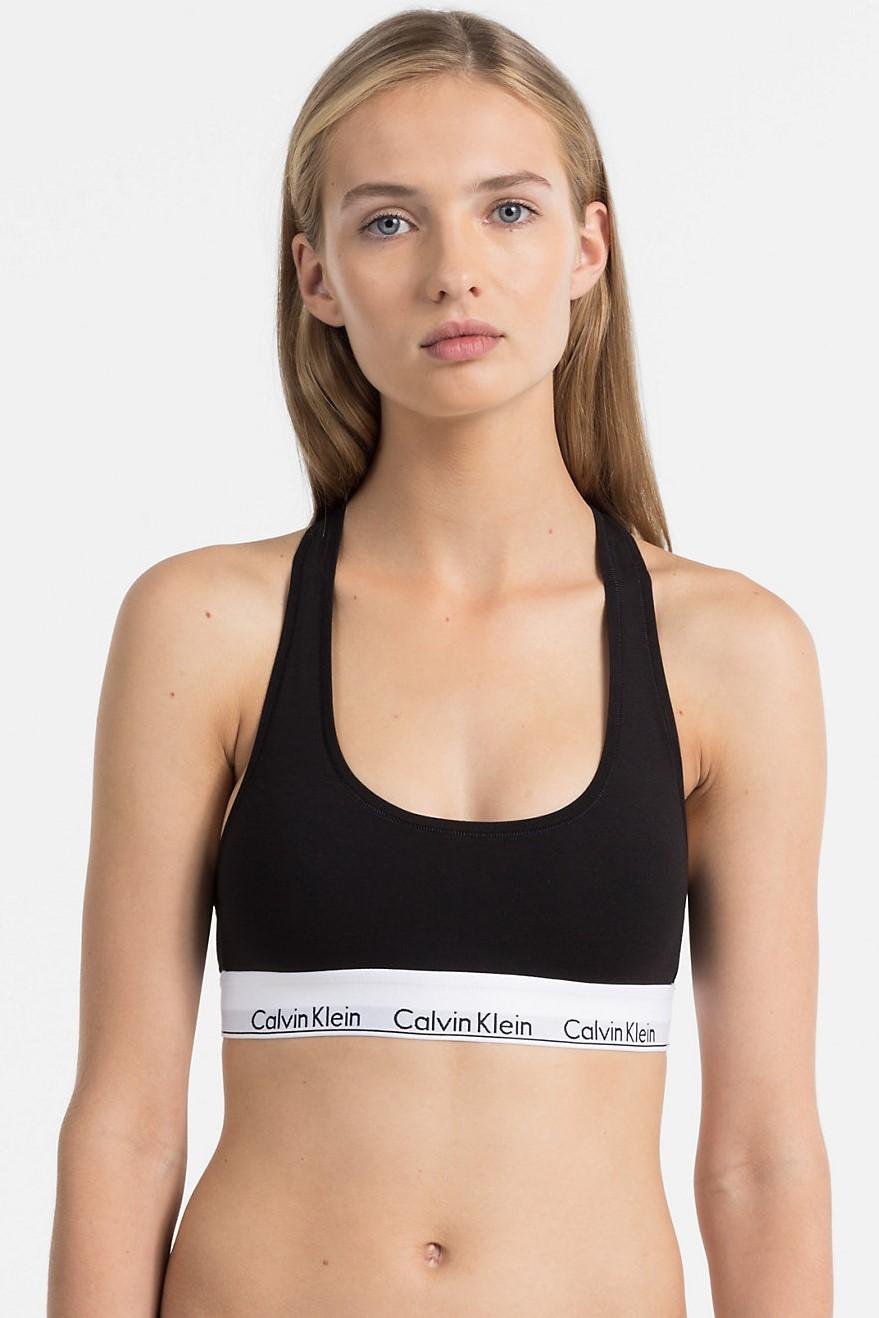 Calvin Klein čierna Športová podprsenka - Glami.sk 7a5487def8