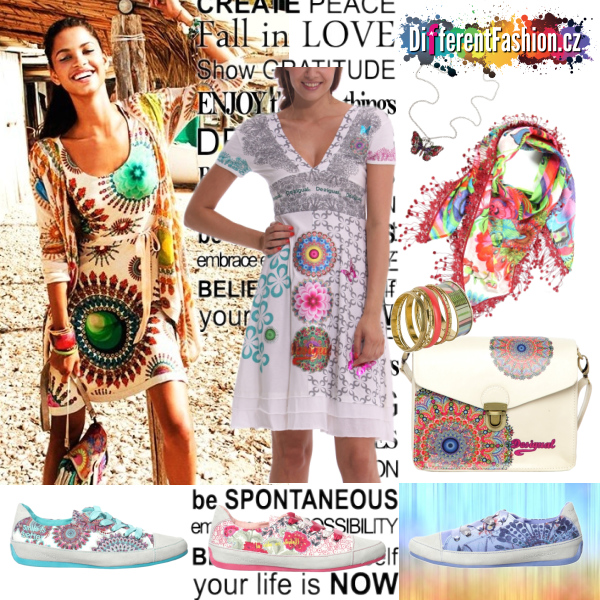 Fall in love with Desigual SS14