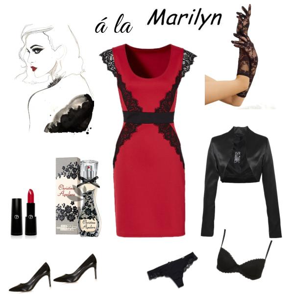 ... á la Marylin