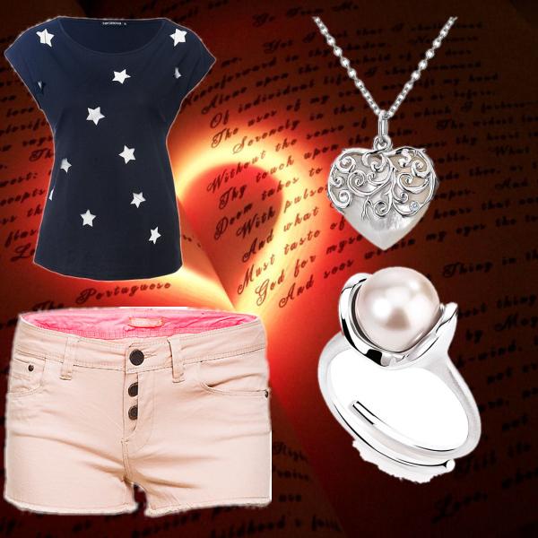 tryčko z hvězdičkama,kratasi,prstínek,řetízek