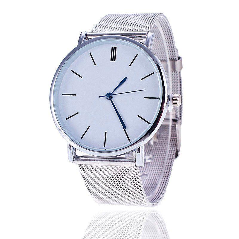 Shim Watch Svar Dámské kovové hodinky stříbrné - Glami.cz febae60548