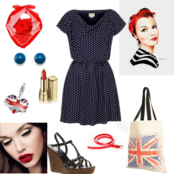 American styl