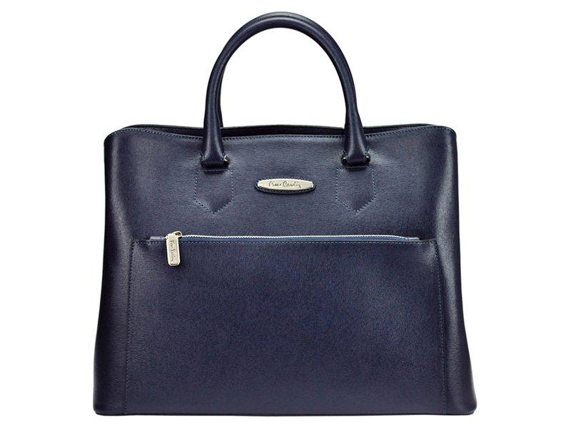 Kožená kabelka dámská Pierre Cardin 3214 INC FRENZY - Glami.cz 6c2a785f5ce