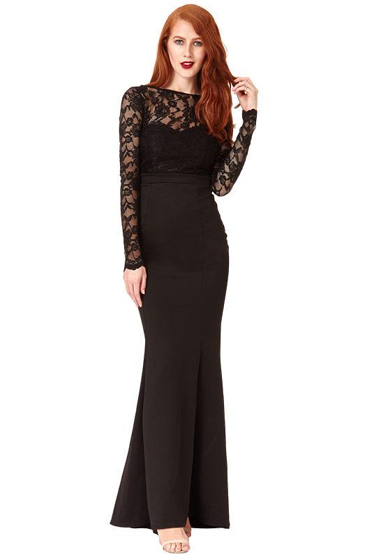 11a7ede32e28 ... plesové šaty City Goddess Elena. -30%. Černé ...