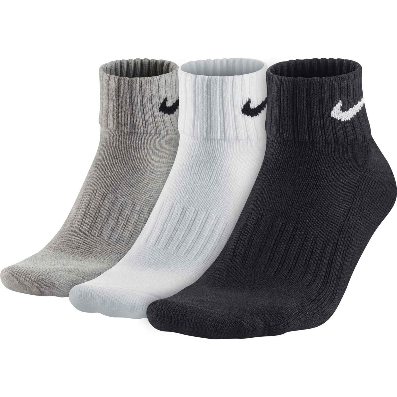 4ae86f9cc2c Pánské ponožky Nike Value Cotton Quarter 3 páry MULTI-COLOR - Glami.sk