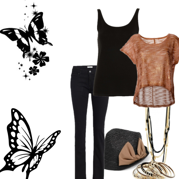 motýlo v en