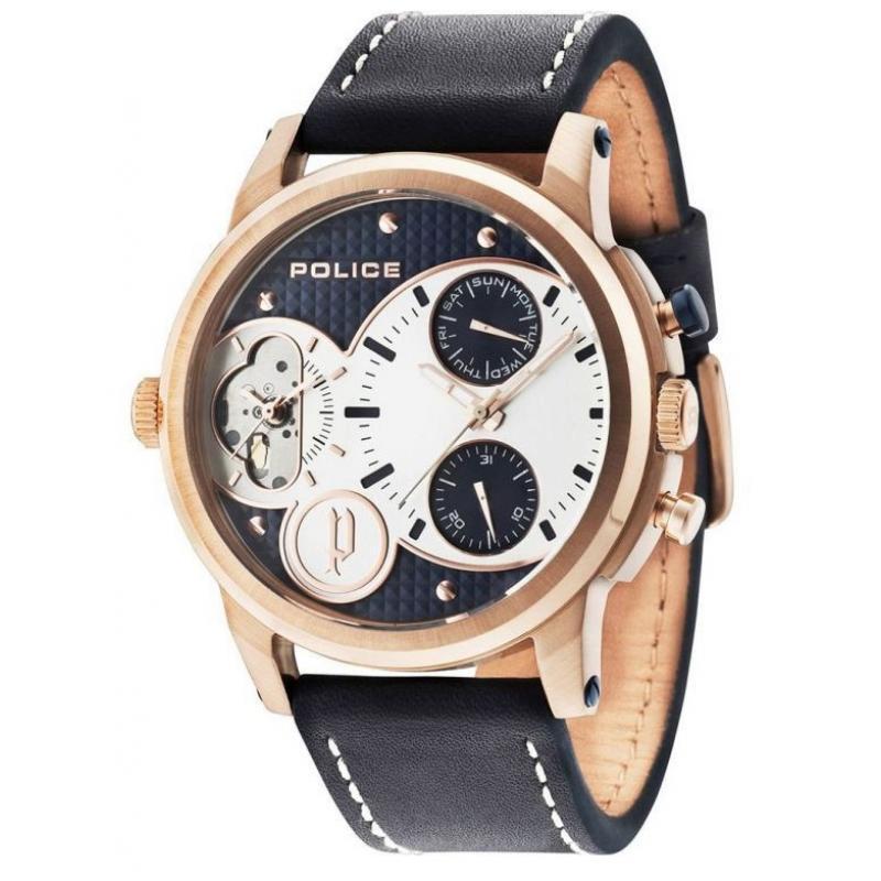 Pánské hodinky POLICE Diamondback PL14376JSR 03 - Glami.cz c3167c8939