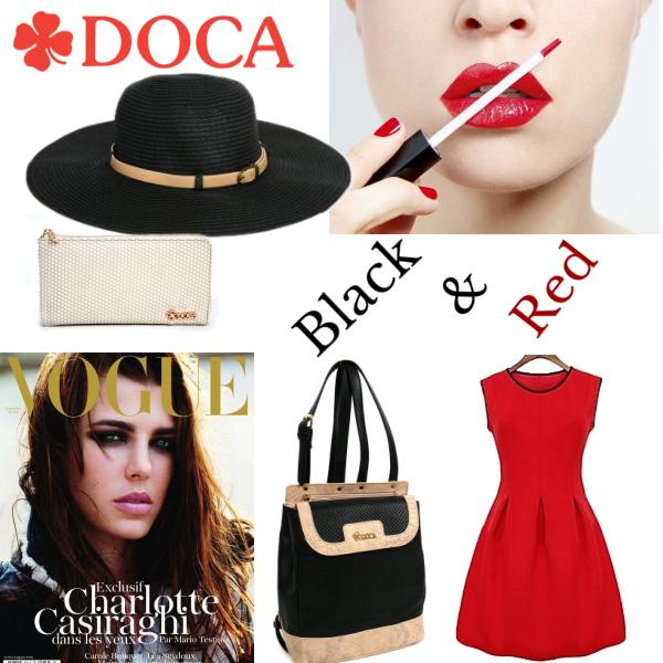 MUST love black&red, DOCA
