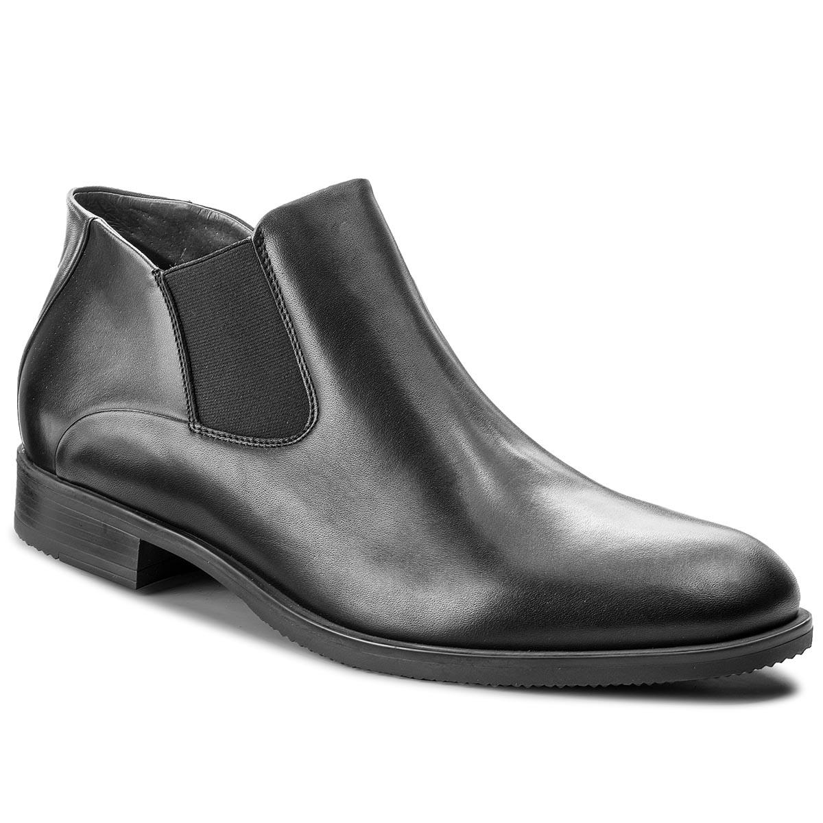 Kotníková obuv s elastickým prvkom GINO ROSSI - Chuck  MSV616-K35-E100-9900-0 99 5ee12c902e