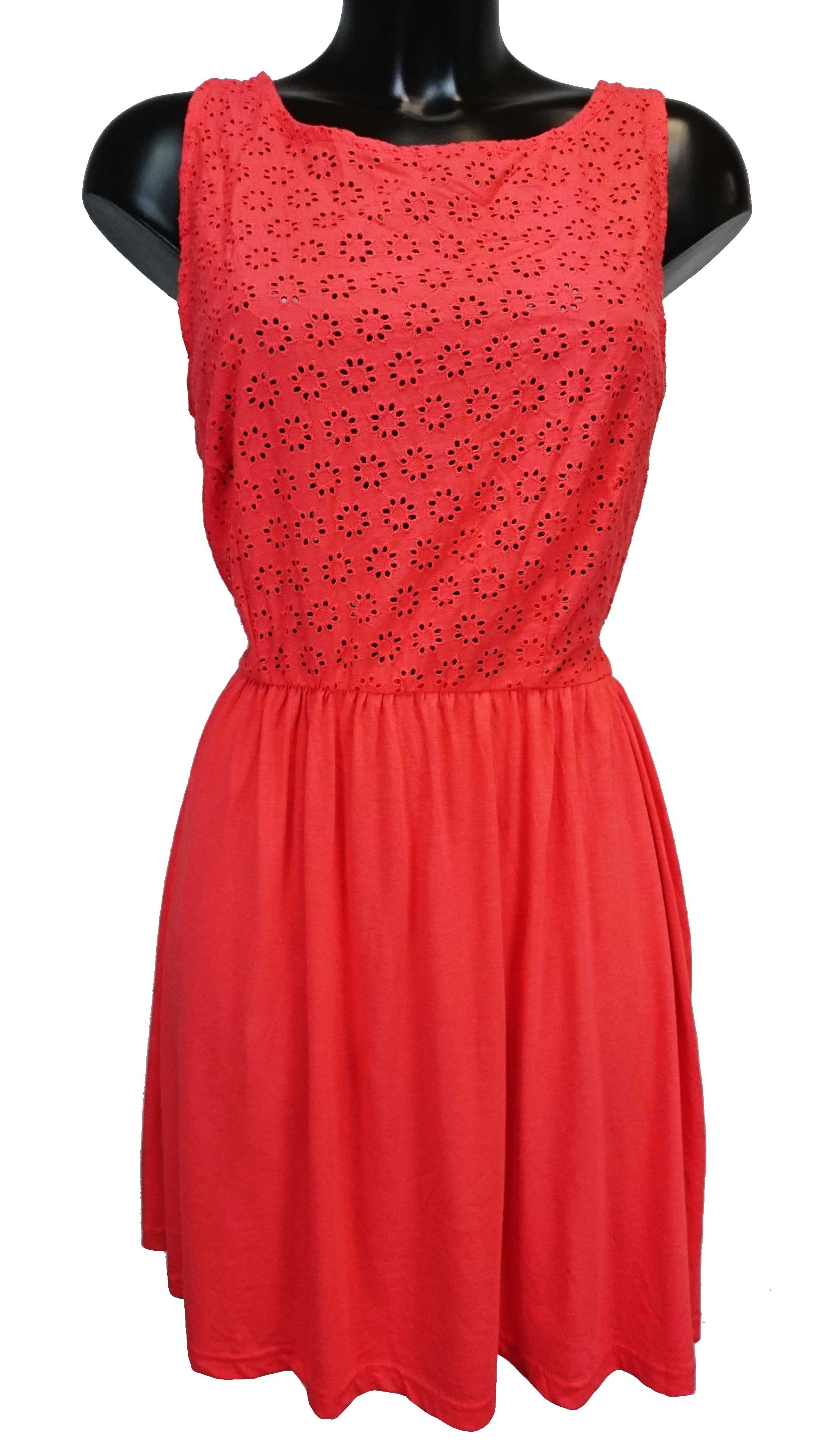 efd3bc9d98e5 ATMOSPHERE dámské oranžové šaty - Glami.cz