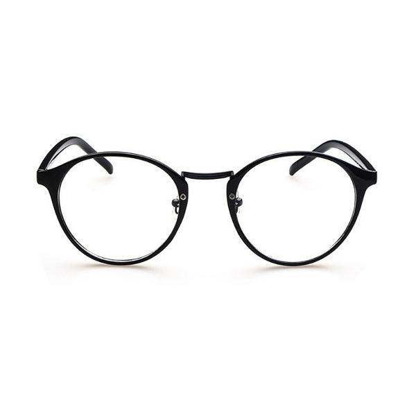 Sunmania vintage číre okuliare 279 čierne - Glami.sk 362ad230316