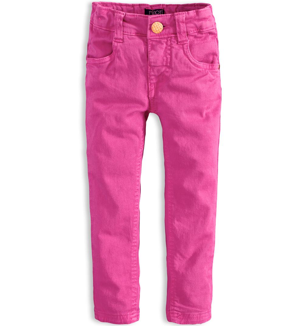 bda5b0d61b75 Dievčenské farebné džínsy MINOTI PETAL - Glami.sk