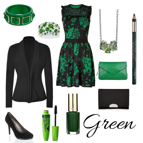 Green top :-*