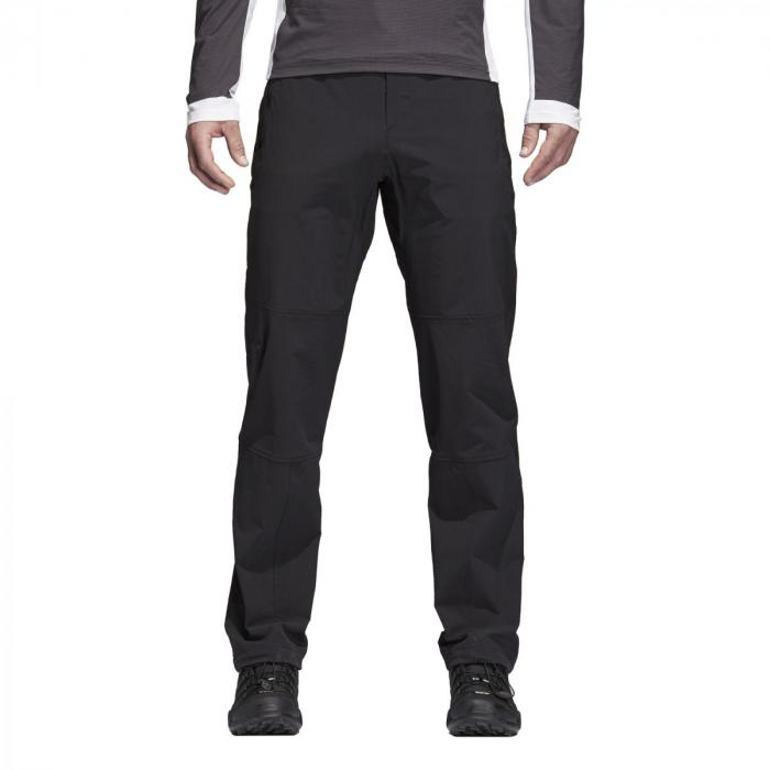 1bbe9144af85 Pánske nohavice adidas Performance Multi Pants (Čierna) - Glami.sk
