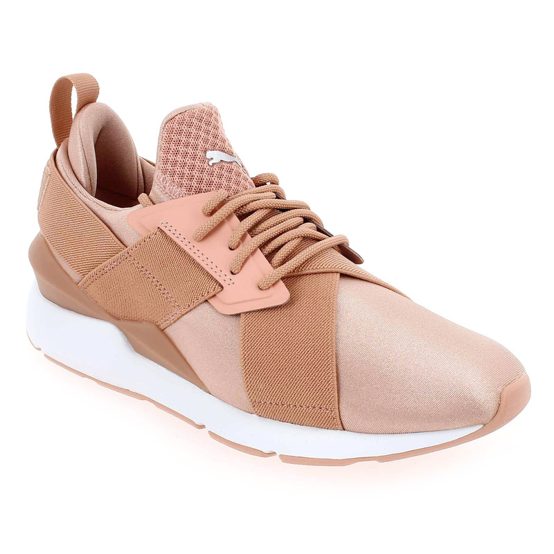 puma femme chaussures rose