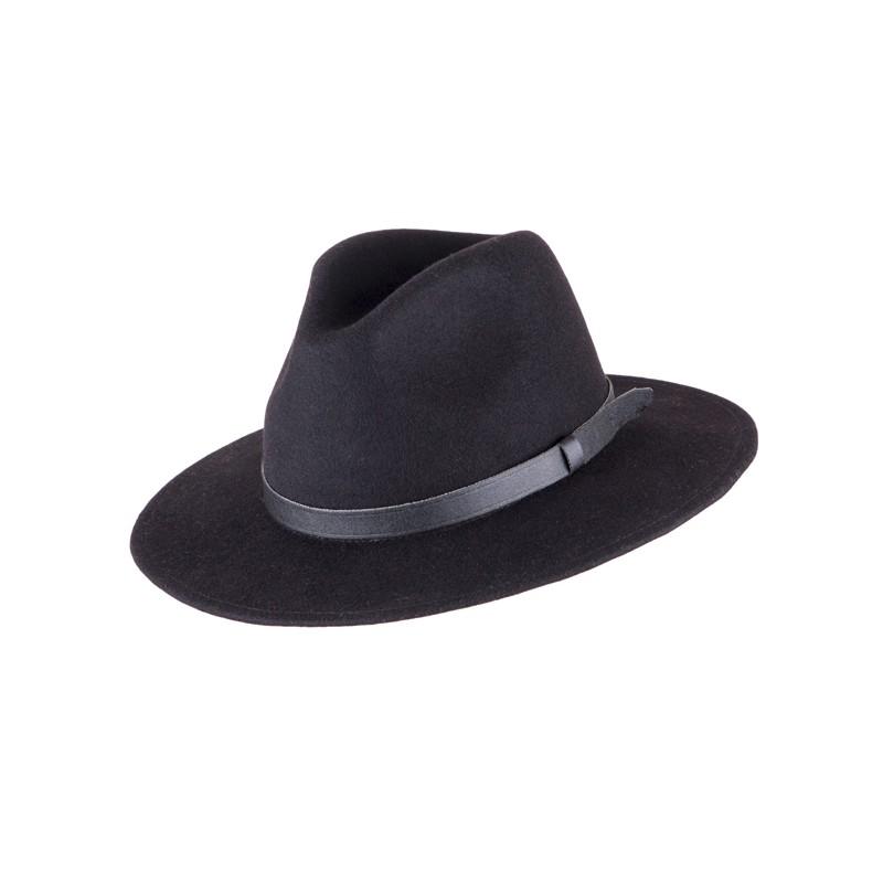 09970dc73e0 Černý pánský klobouk Assante 85003 - Glami.cz