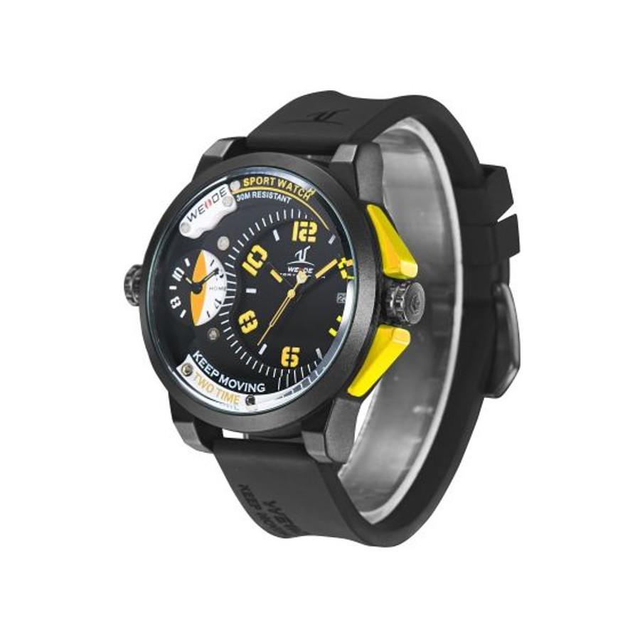 Masivní pánské hodinky WEIDE 1501 - Glami.cz d3f5ce56472