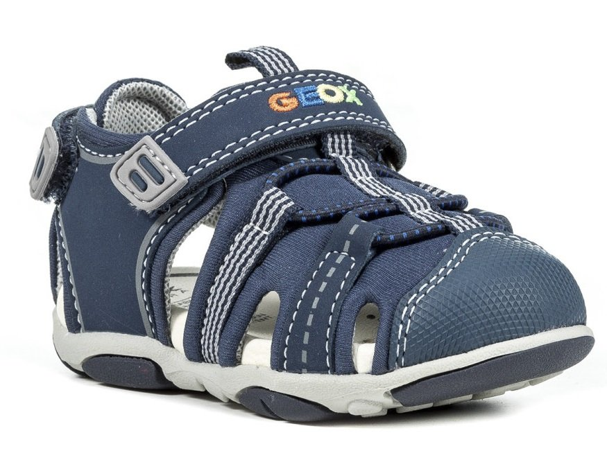 6bee4d2e591 ... Chlapecké sandály Agasim - modré. -46%. Geox ...