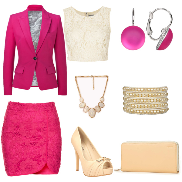 Outfit do společnosti IIII.