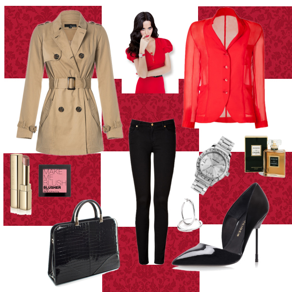 Smart bussiness look