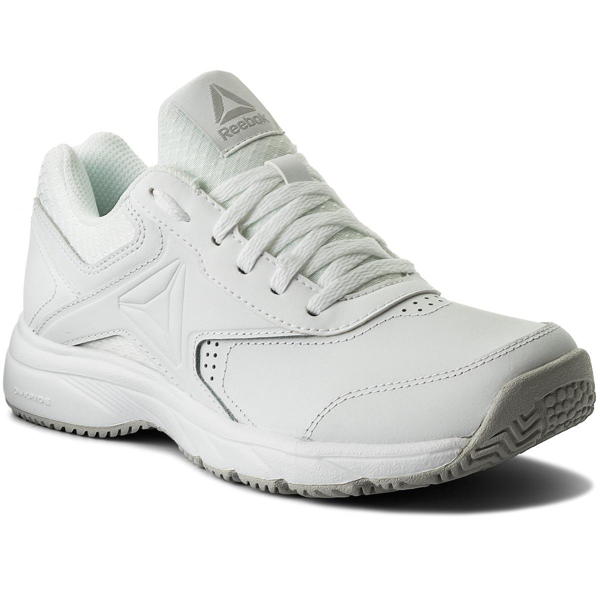 c1fd8b067580c Topánky Reebok - Work N Cushion 3.0 BS9525 White/Steel - Glami.sk