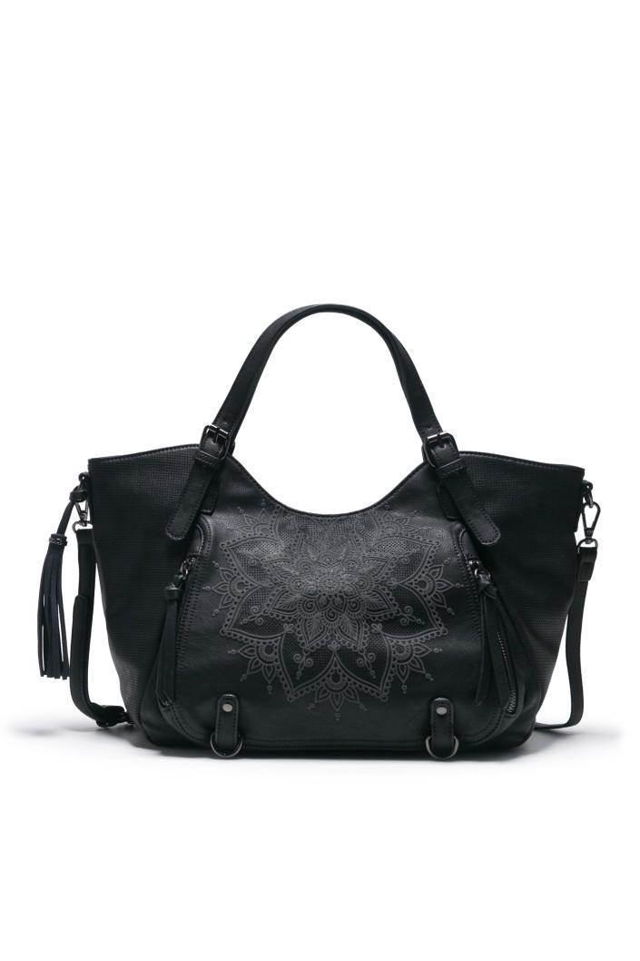 taška Desigual Anonymous Rotterdam negro - Glami.sk bb3d33455c4
