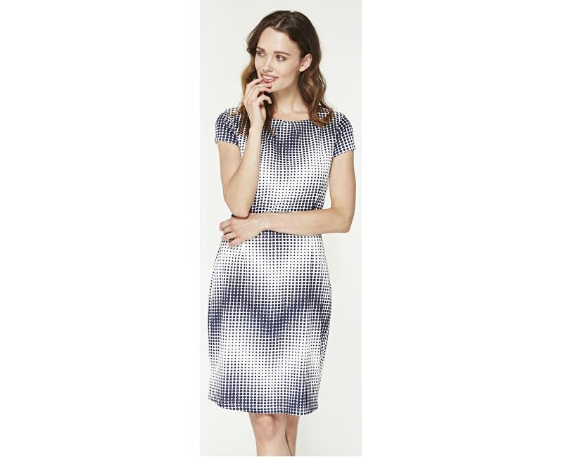 bafcb0dd8aa5 Smashed Lemon Dámske krátke šaty Blue 18079 03 - Glami.sk