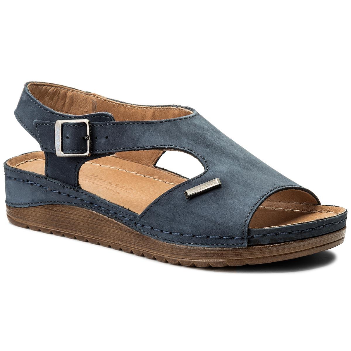 Sandále POLLONUS - 5-0913-001 Granat Samuel - Glami.sk 05547a4445d