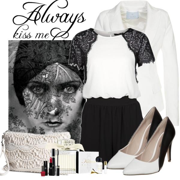 always kiss me