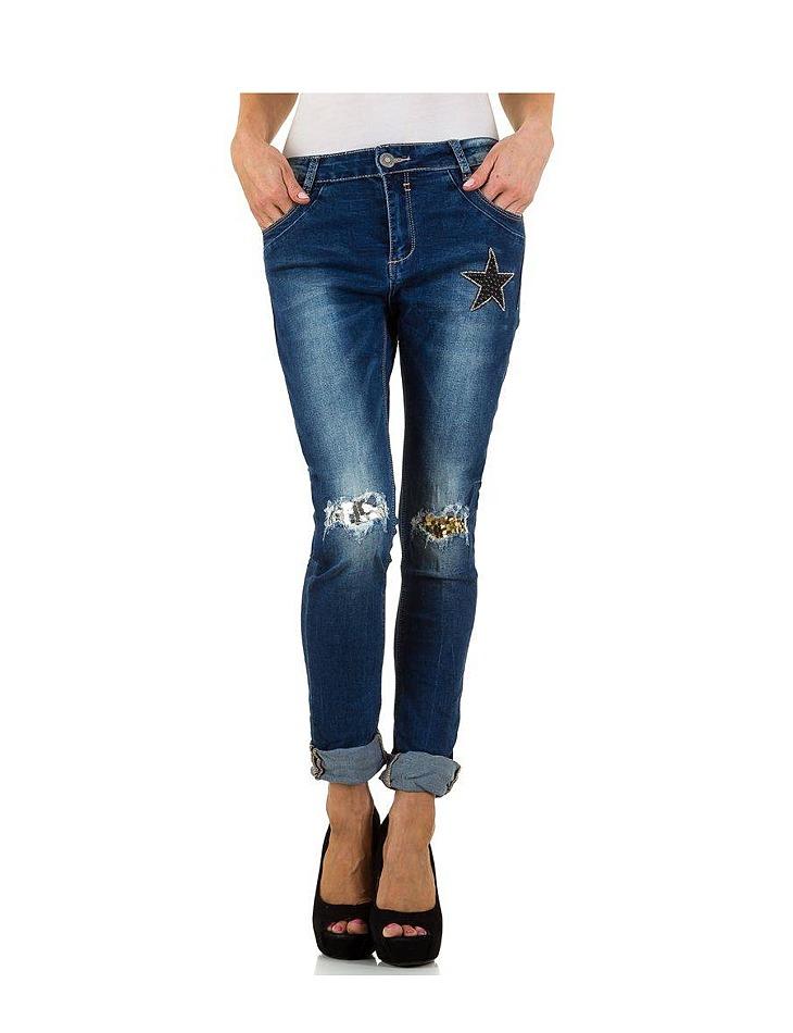 4379989f72b2 Dámské jeansy Mozzaar - Glami.cz