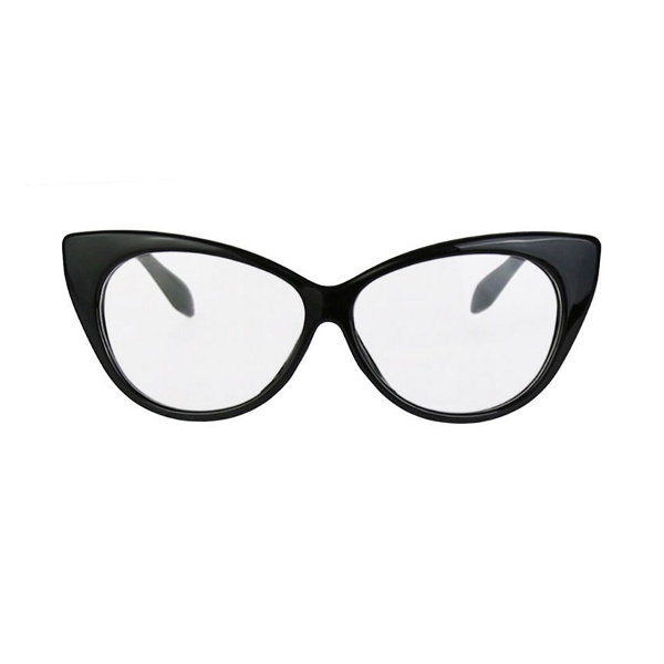 Sunmania Mačacie číre okuliare 268 čierne - Glami.sk 96d1f4b4658