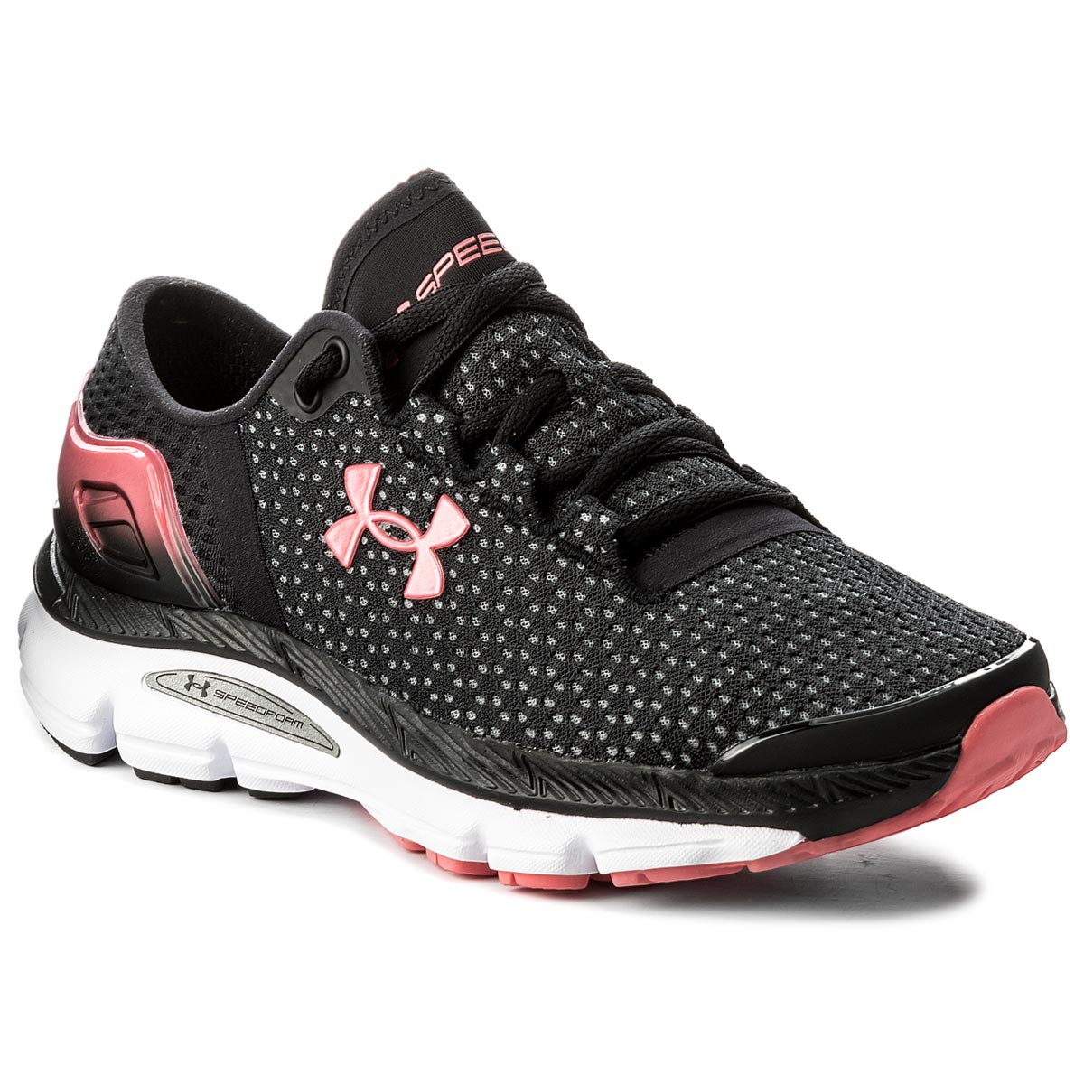 ... UNDER ARMOUR - Ua W Speedform Intake 2 3000290-001 Blk. -40%. Boty ... cecff61248f