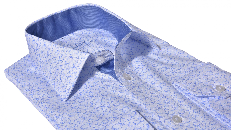 41cc409867d8 Alain Delon LUXURY LINE Výrazná Slim Fit košeľa - Glami.sk