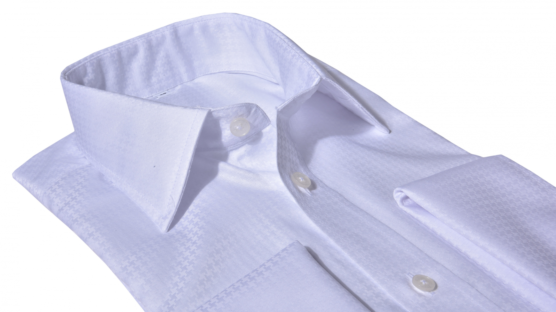 4d233c2b3ceb Alain Delon LUXURY LINE biela spoločenská Slim Fit košeľa - Glami.sk