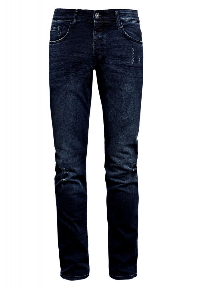 S.OLIVER s.Oliver pánské džíny RICK slim fit tmavě modré 382f6feed1