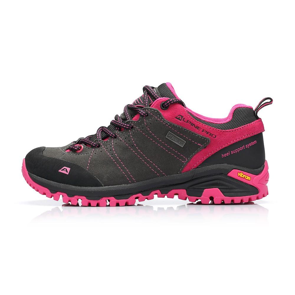 ... obuv Alpine Pro TRIGLAV PTX LOW - černo-růžová. -20%. UNI ... 402569f316