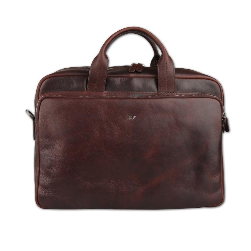 Braun Büffel Pánska kožená taška cez rameno Parma 75366-662 - Glami.sk 8b14bf880a6