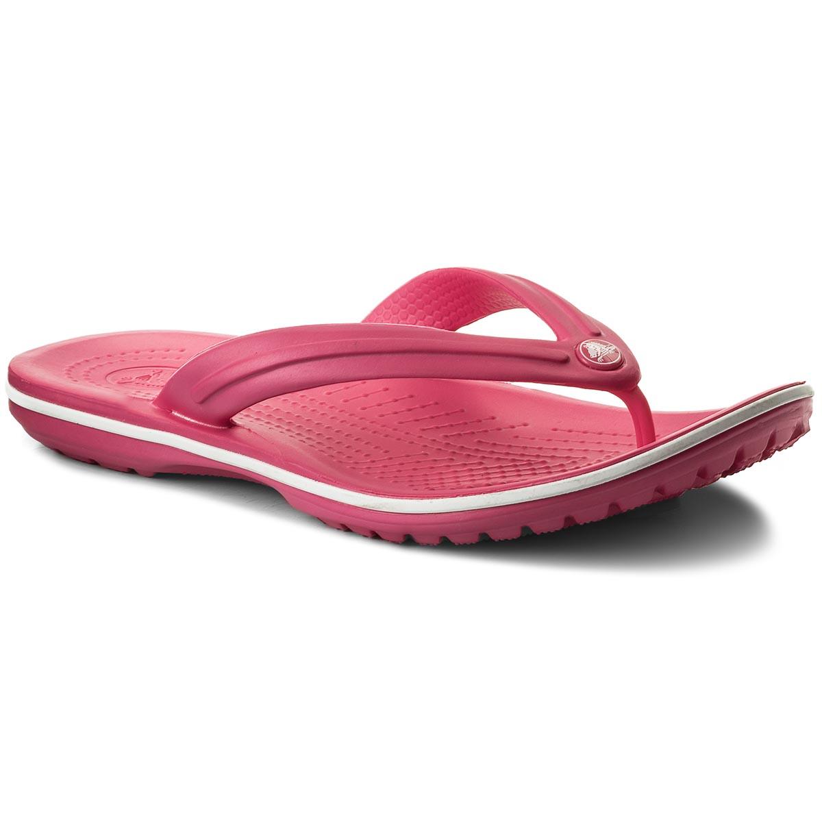 8271da1eff587 Žabky CROCS - Crocband Flip 11033 Paradise Pink/White - Glami.sk