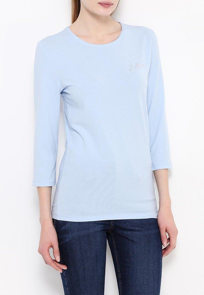 ... Hilfiger dámské světle modré tričko Lizzy. -15%. Tommy ... 80dfcc049d