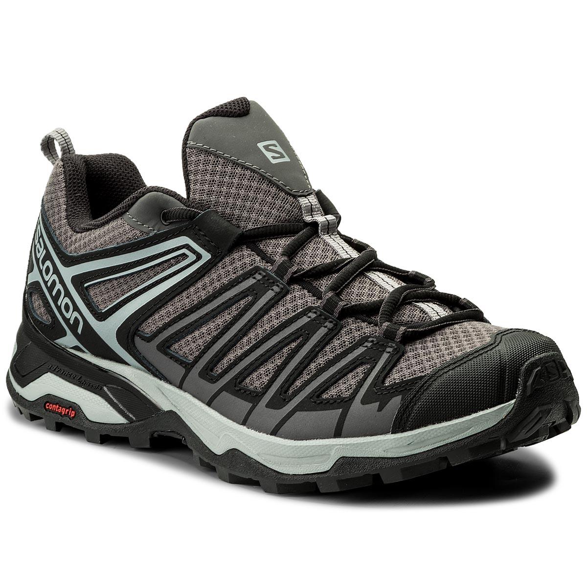 b3b74ecbb43 Trekingová obuv SALOMON - X Ultra 3 Prime 401250 30 W0 Magnet Black ...